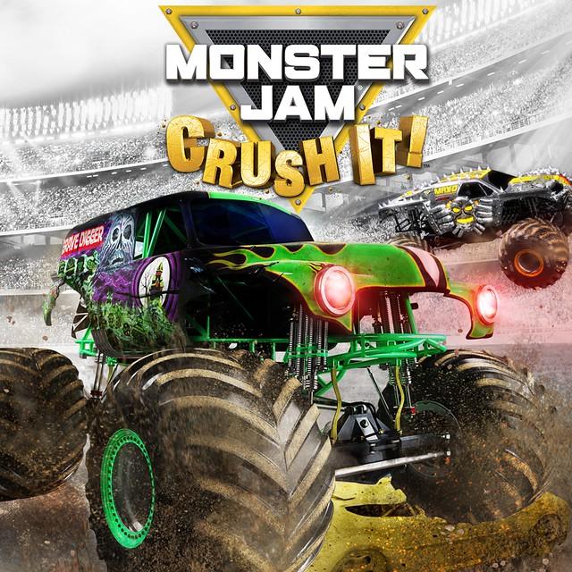 Monster Jam Crush I