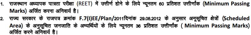 REET 2017   Rajasthan Eligibility Examination for Teachers