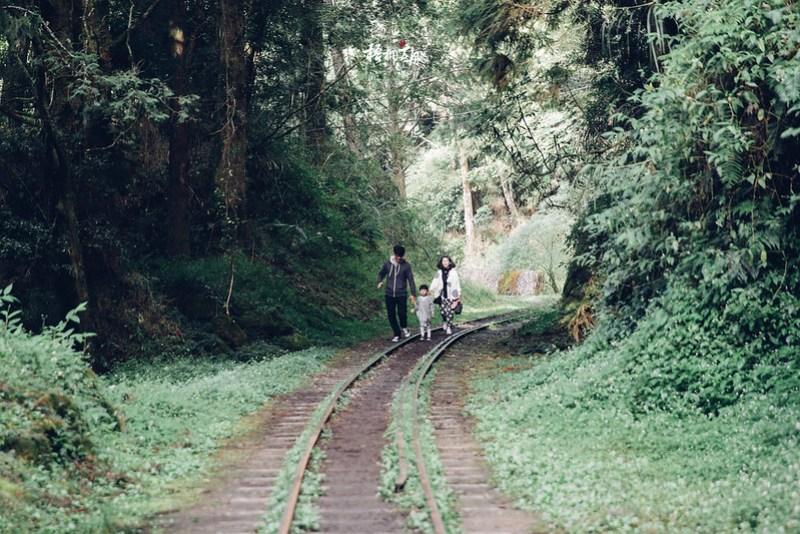 8|水山鐵道秘境慢遊去