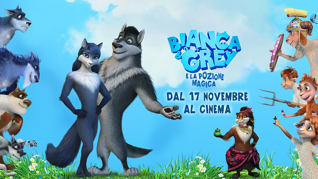 bianca & grey 17 novembre al cinema