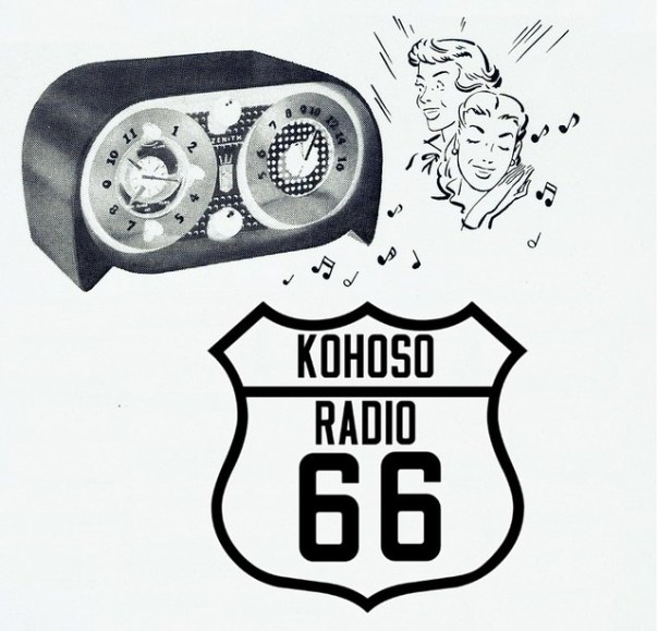 Crazy Fifties chicks loving KoHoSo Radio 66 - November 7, 2015