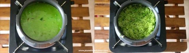 coriander pulao recipe 6