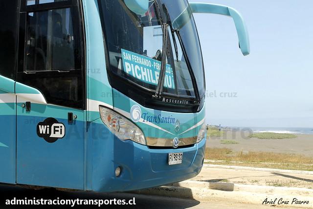 Transantin | Pichilemu | Mascarello Roma 350 - Mercedes Benz / FXRS32
