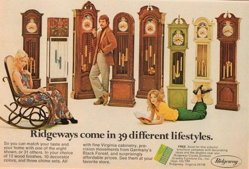 1973 Home Garden Magazine