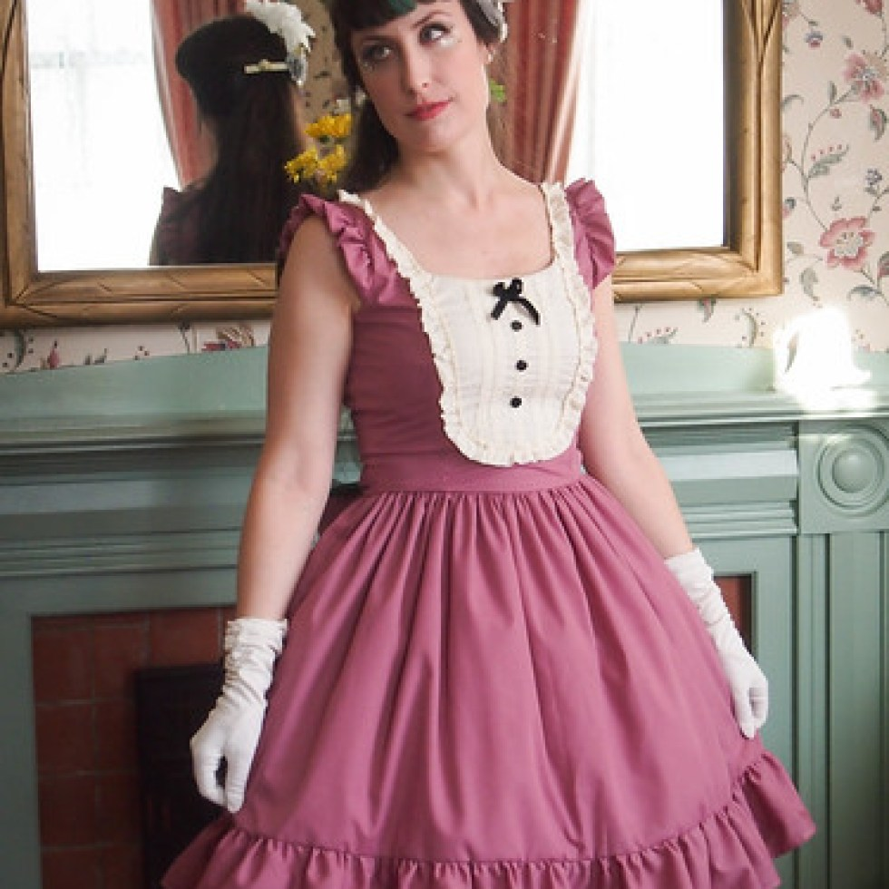plus size lolita fashion – Gloomth & the Cult of Melancholy