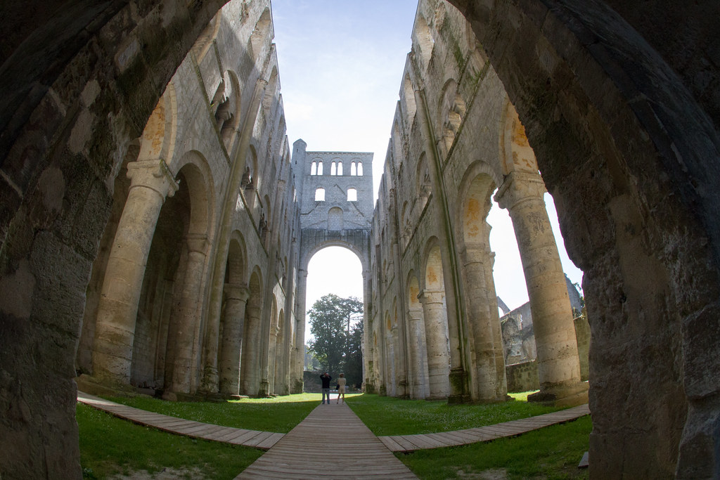 Abbaye de Jumièges 20160715-_MG_7329
