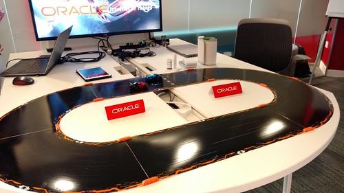 Centro de Innovación Tecnológica Latinoamérica de Oracle en Buenos Aires, Argentina.