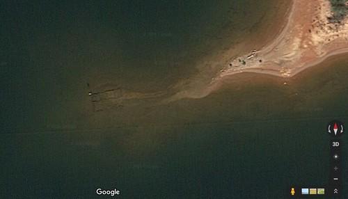 Lake Hartwell Ruins