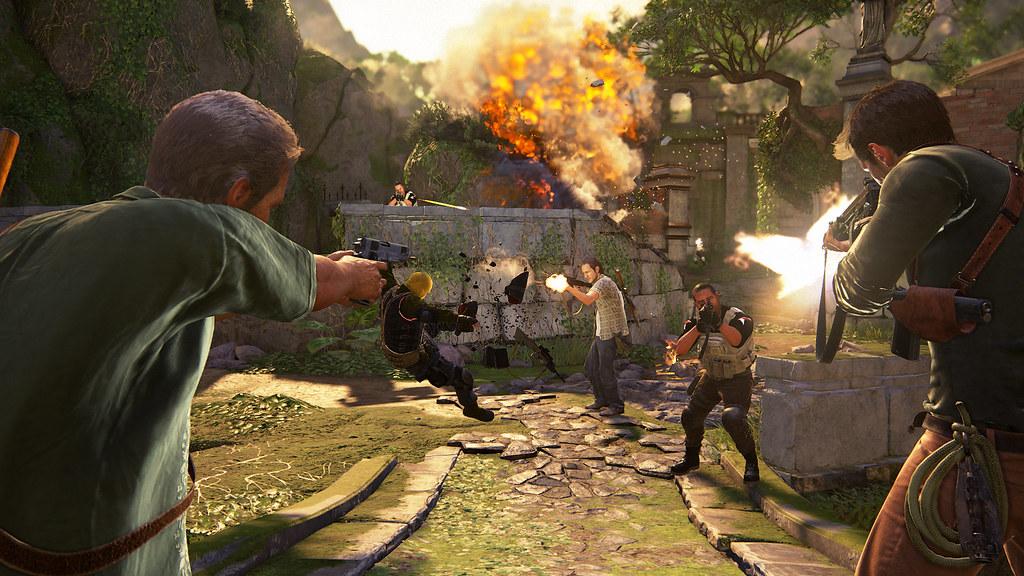 Uncharted 4 Survival screenshot
