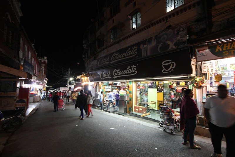 Chic Chocolate - Mall road, Mussoorie