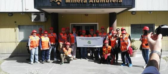 Veedores comunitarios en la primera auditoría comunitaria a Minera Alumbrera