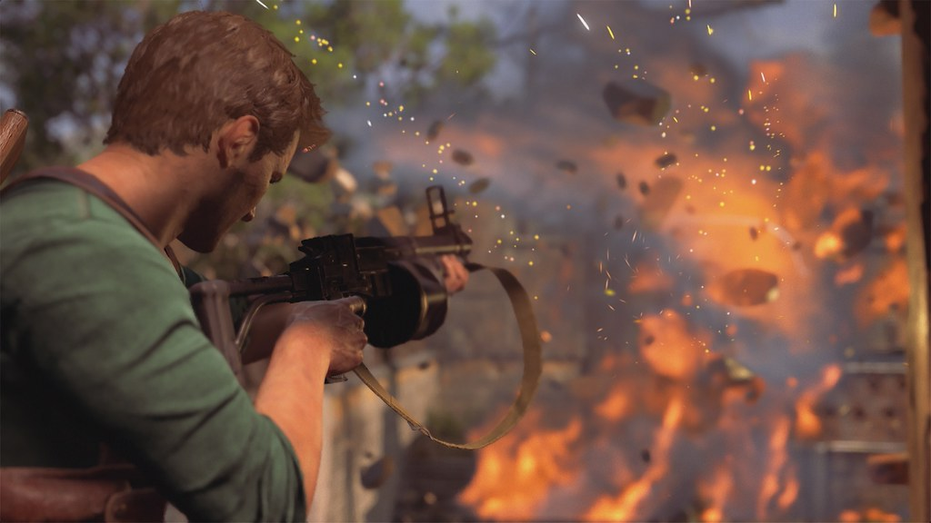 Uncharted 4: A Thief's End - Multiplayer Reveal Trailer 2