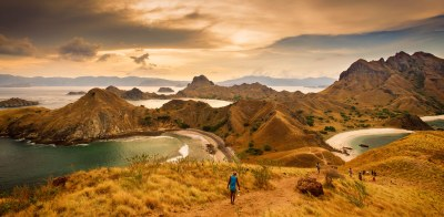 Sunset at Padar Island, Flores | East Nusa Tenggara (NTT ...