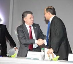 Presidente Santos tomará medidas para rescatar el  sector petrolero