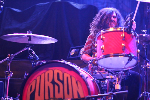 Purson at the Fillmore Silver Spring