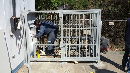 Van 331 ataques vandálicos y cada celda ha sido atacada por lo menos dos veces.