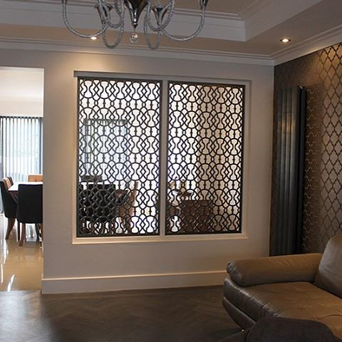 Beautiful Moroccan Style Room Partition Beautiful Interi
