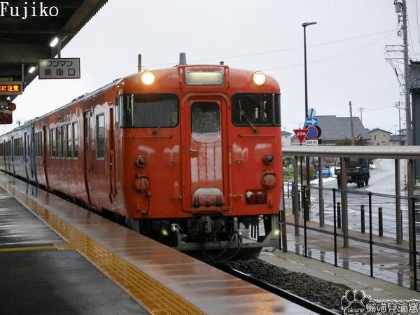 JR城端線