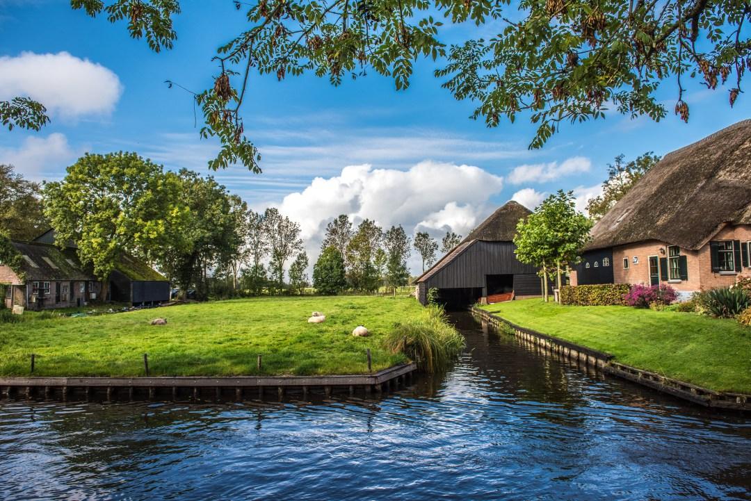 Giethoorn, Nederland