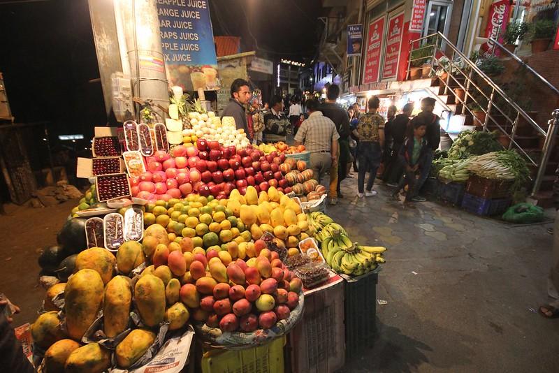 Fruite Vendor