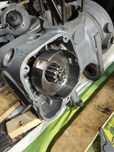 Tamburo frizione Lambretta 150D