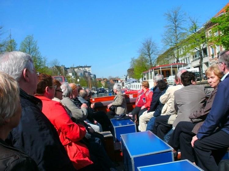 Boottocht voor particulieren en bedrijven te Mechelen
