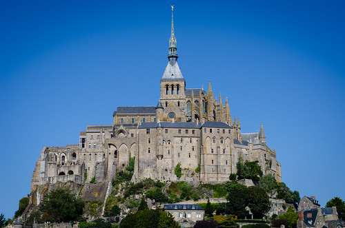 Mont St Michel - Romance of Brittany France and Normandy