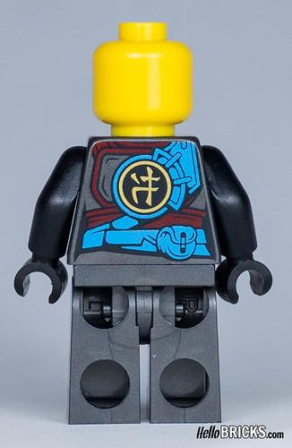 LEGO 70625 Ninjago Samuraï VXL