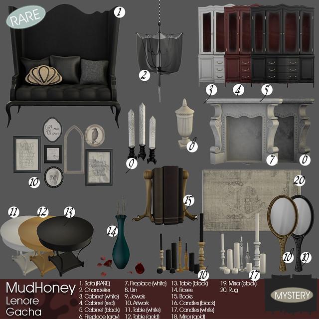 Mudhoney Arcade Ad