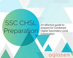 SSC CHSL Preparation