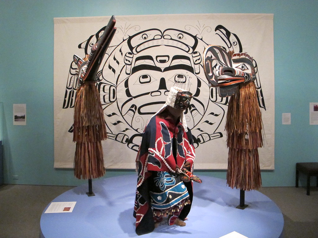 Pacific Northwest Native American Art