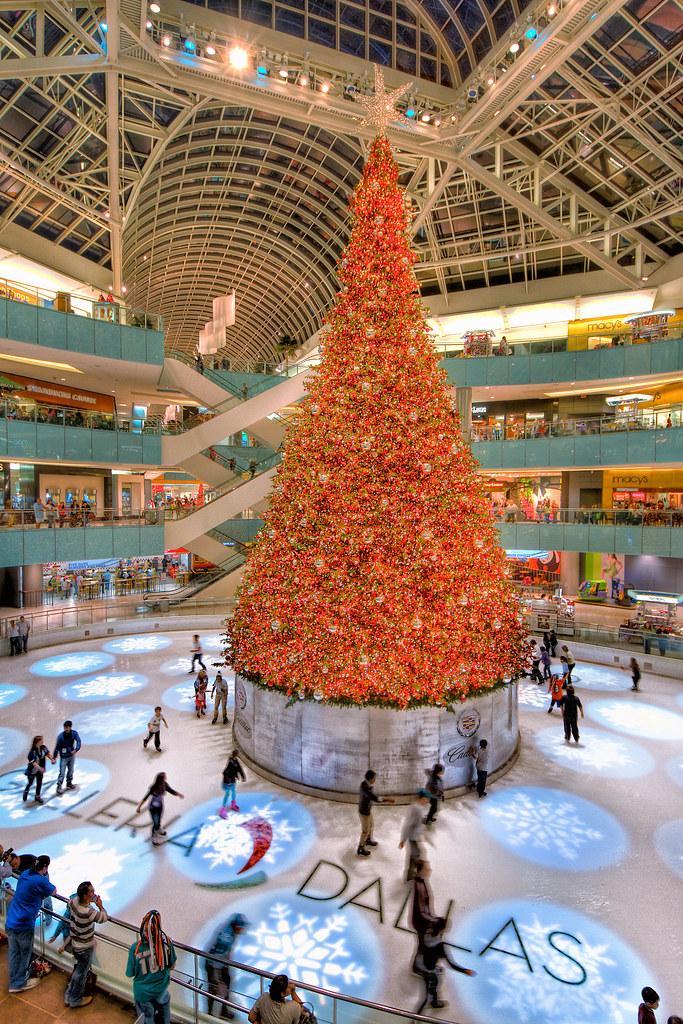 Galleria Dallas Christmas Mall Tx