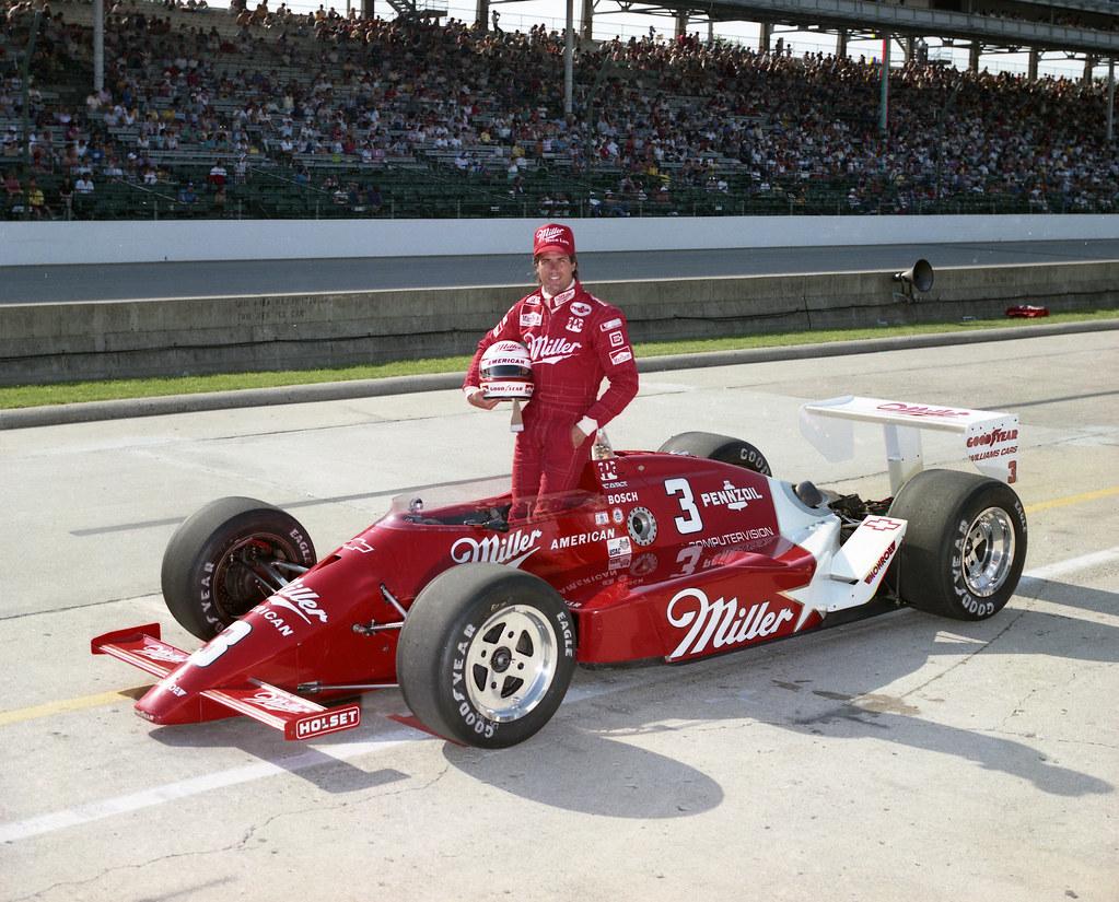 1987 Danny Sullivan Indianapolis Motor Speedway Flickr