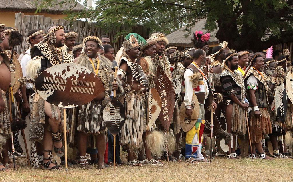 Zimbabwe Wedding Attire