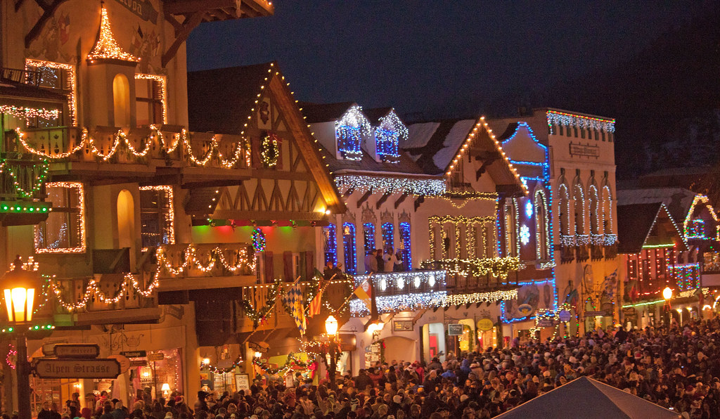 Leavenworth Christmas Lights
