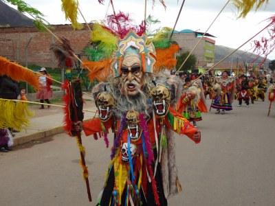 Fiestas San Sebastian, brujo Tobas | Flickr - Photo Sharing!