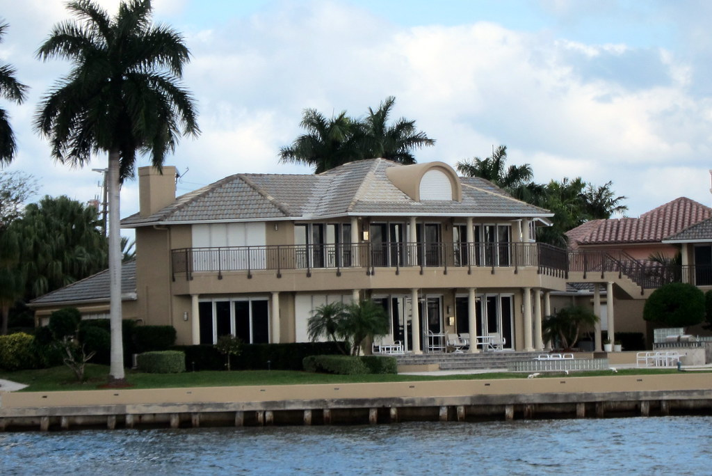 Fort Lauderdale Wendy Thomas House This Mansion