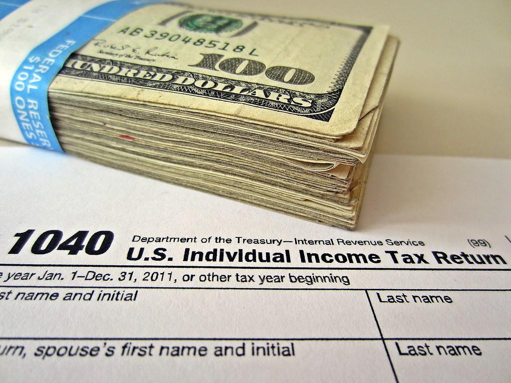 Money And Tax Return