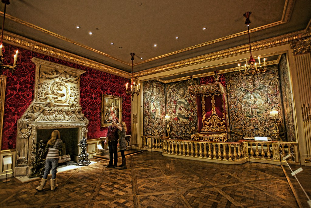 State Bedroom In The Style Of Louis XIV This Gallery Is