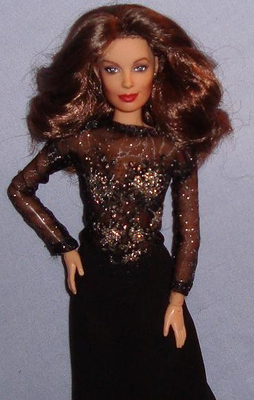 Jaclyn Smith Custom Doll From The Charlie S Angels