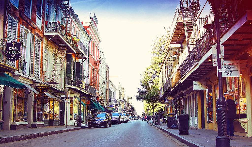 New Orleans Street View Live
