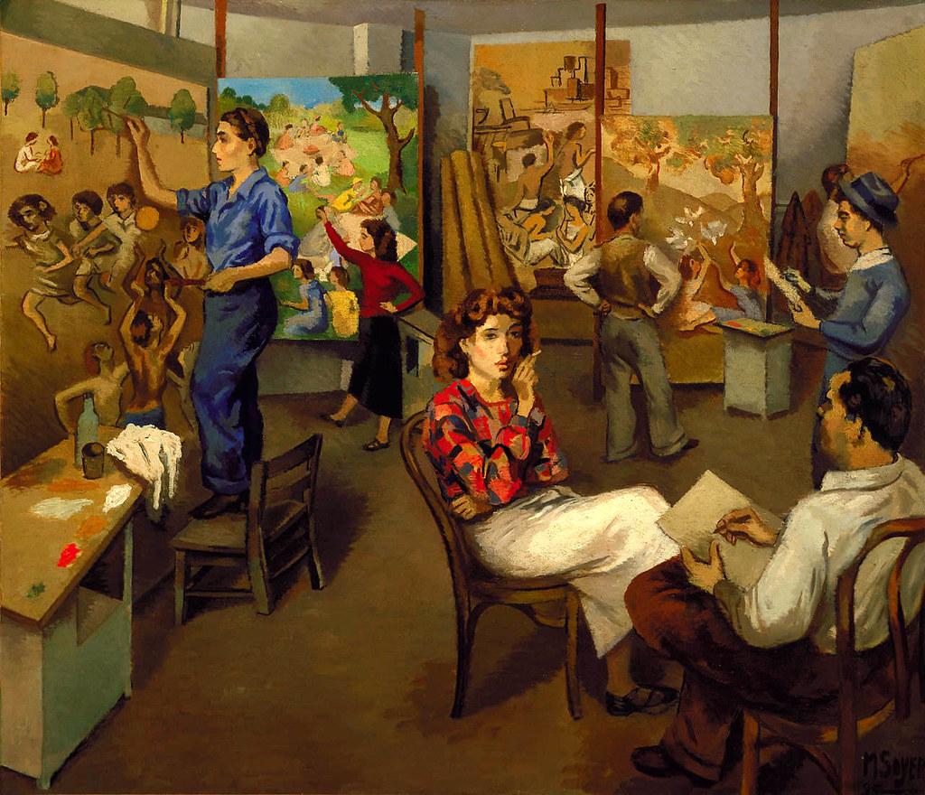 Work Progress Administration 1935