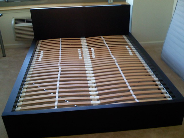 IKEA Malm Bed With Sultan Laxbey Slats Flickr Photo