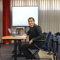 Sobre Emprendimiento: Rogelio Fernández habla con José Luis González Pernía