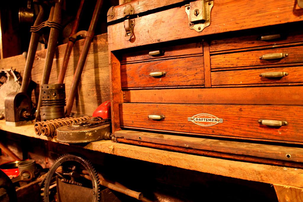 Craftsman Harley Davidson Tool Box