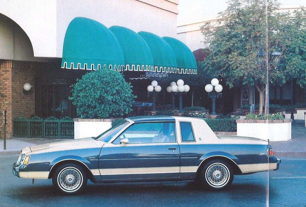 1982 Buick Regal Somerset Limited Edition From A Small