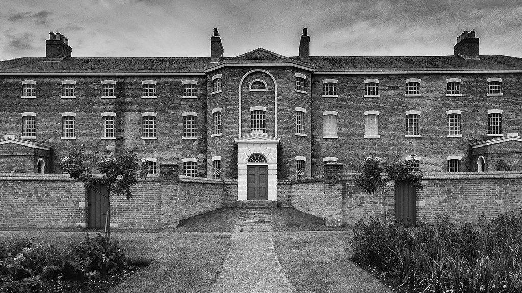The Workhouse The Victorian Workhouse At Southwell Black Flickr