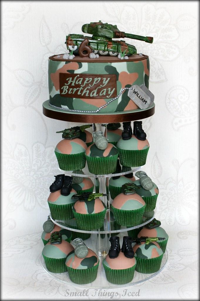Happy Birthday Cake Decorations