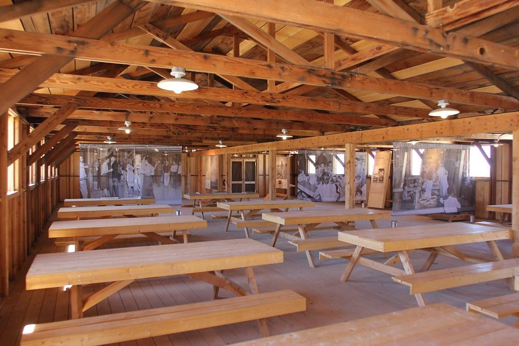 Manzanar Internment Camp Kitchen Mess Hall Jshyun Flickr