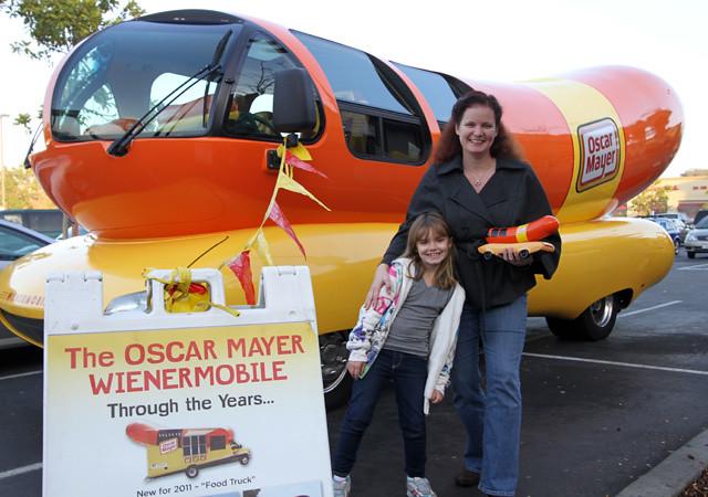 RELSHME An Oscar Mayer Wienermobile Rusty Blazenhoff